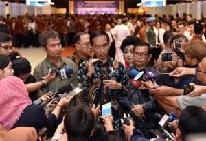 Jokowi: Perppu Ormas untuk Jaga Persatuan dan Kebhinekaan