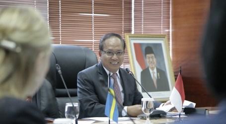 Indonesia-Swedia Tingkatkan Kerjasama Bidang Ristekdikti