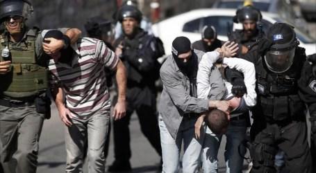 Pasukan Israel Tahan Tujuh Warga Palestina di Tepi Barat dan Perbatasan Gaza