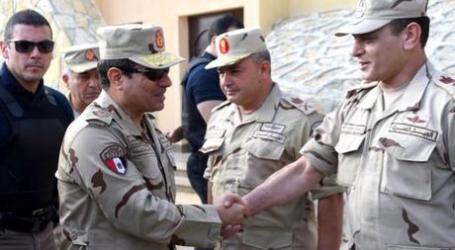 Presiden Al-Sisi Targetkan Tiga Bulan Amankan Sinai