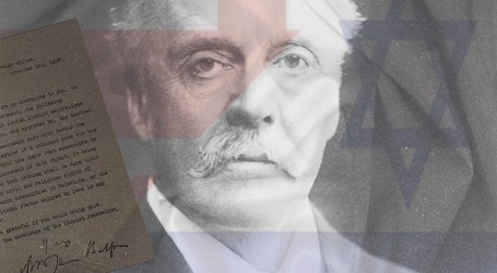 Menggugat Deklarasi Balfour