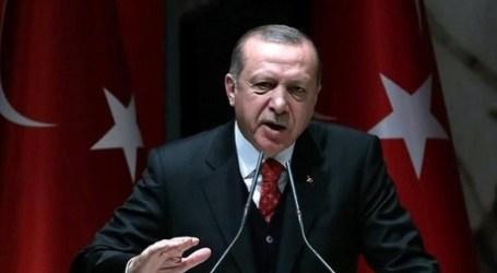 Erdogan: Al-Quds Adalah Milik Umat Islam