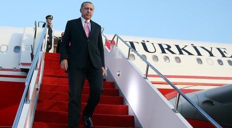 Presidan Turki Kunjungi Moldova