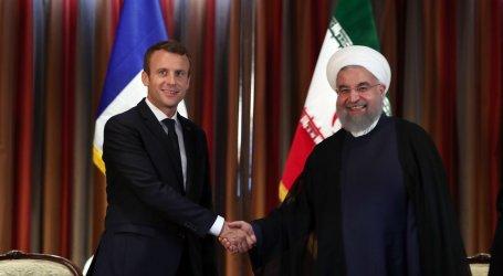 Rouhani kepada Macron: Iran Tidak Ingin Dominasi Timur Tengah