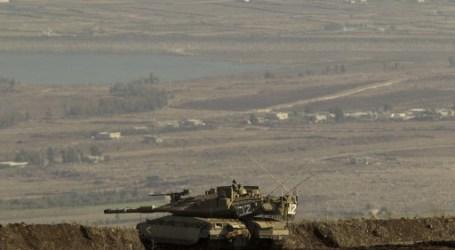 PBB Desak Israel Tinggalkan Dataran Tinggi Golan