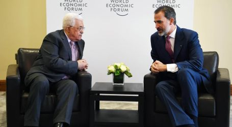 Abbas Desak Spanyol Akui Palestina