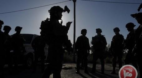 Israel Tahan 25 Warga Palestina di Tepi Barat