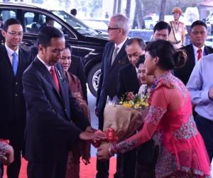 Presiden Jokowi Hadiri KTT APEC di Vietnam
