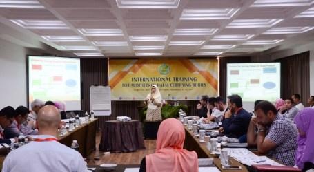 LPPOM Gelar Pelatihan Halal Internasional Bagi Auditor LSH