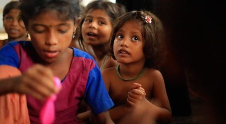 IOM: Anak Pengungsi Rohingya Jadi Korban Eksploitasi dan Kerja Paksa