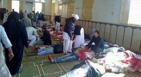 Pengamat: Israel dan AS di Belakang Serangan Masjid Sinai
