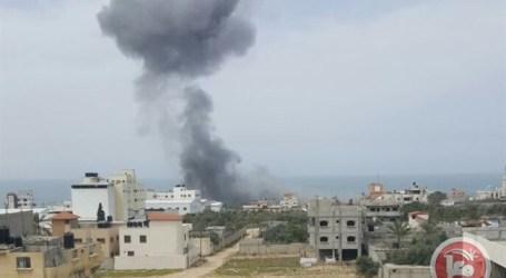 Dua Warga Gugur Akibat Serangan Israel di Gaza