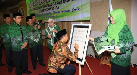 Rakernas PGM Indonesia, Ini Pesan Menag pada Guru Madrasah