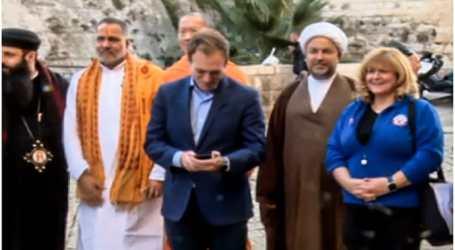 Delegasi Bahrain Kunjungi Israel