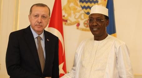 Chad-Turki Teken Kesepakatan Perkuat Hubungan Kerja Sama