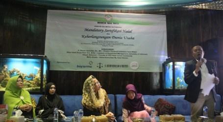 Industri Halal Indonesia Tertinggal dari Negara-Negara Lain