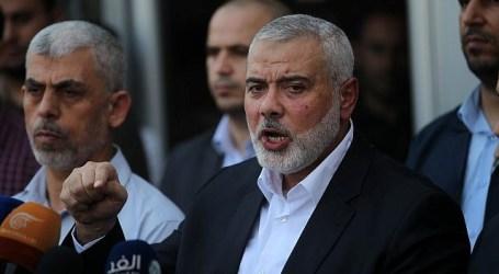 Ismail Haniyah: Intifadah Sampai Yerusalem Dibebaskan