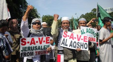 Dari Jakarta Hingga Afrika Utara Tolak Keputusan Trump