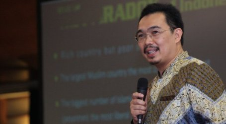 Syafii Antonio: Zikir Nasional Republika Identitas Umat Islam