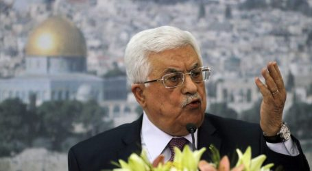 Abbas: Palestina Tak Izinkan Negara Mana pun Pindahkan Kedutaan ke Al-Quds