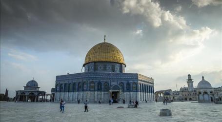 Campur Tangan Israel Dalam Pemeliharaan Al-Aqsha Ditentang
