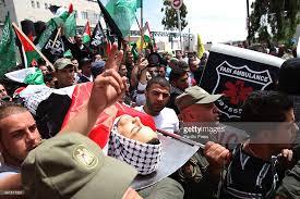 Ribuan Orang Antarkan Jenazah Korban Penembakan Pemukim Israel