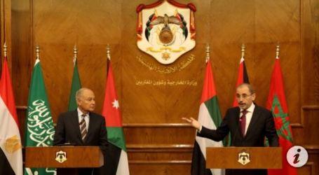 Liga Arab Sedang Cari Cara Batalkan Klaim AS terhadap Yerusalem