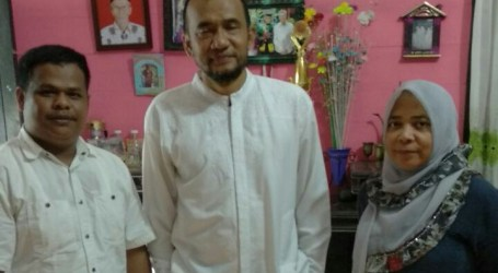 Relawan Senior MER-C Aceh Wafat