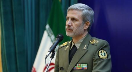 Menhan Iran: Strategi Baru AS untuk Ciptakan Situasi Rumit Bagi Iran