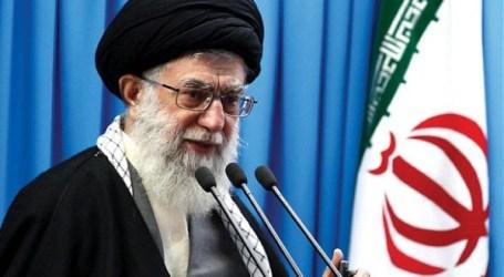 Pemimpin Tertinggi Iran Tuduh AS di Balik Kerusuhan Baru-baru Ini