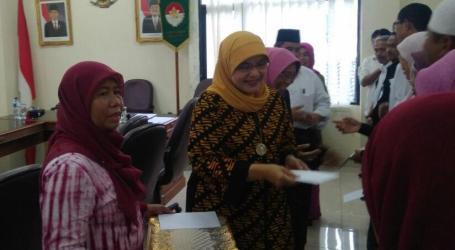 Bantuan Pendidikan BAZNAS Untuk 1.064 Anak Pegawai Kemenag