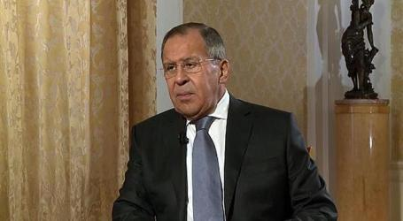 Menlu Rusia di Turki