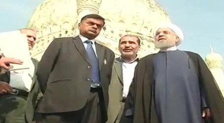 Presiden Iran Rouhani Serukan Dunia Islam Bersatu Hadapi Zionis