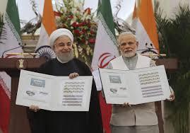 India-Iran Sepakat Kerjasama Eksplorasi Migas