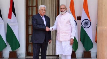 India Harap Palestina Merdeka Dicapai Melalui Dialog