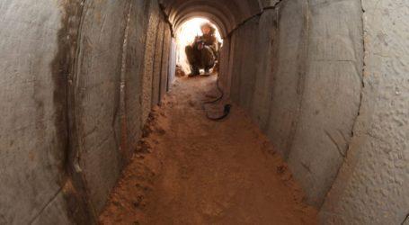 Tentara Israel Klaim Temukan Terowongan Baru di Perbatasan Gaza