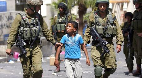 LSM: 350 Anak Palestina di Bawah Umur Ada di Penjara Israel