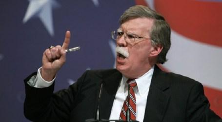 Bolton: AS Kemungkinan Beri Sangsi Perusahaan-Perusahaan Eropa Terkait Iran
