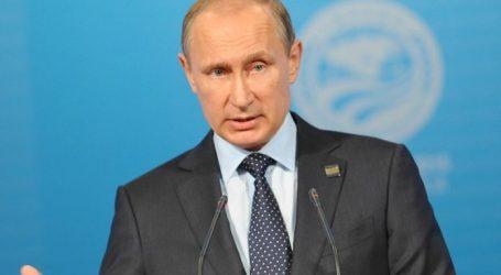 Putin Unggul dalam Perolehan Suara Pilpres Rusia