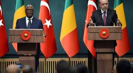 Mahasiswa Mali di Turki Puji Kunjungan Erdogan ke Negera Mereka