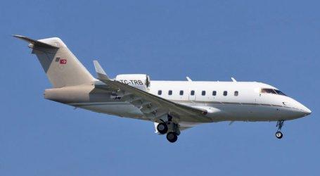 Pesawat Jet Pribadi dari UEA ke Turki Jatuh di Iran, 11 Orang Tewas
