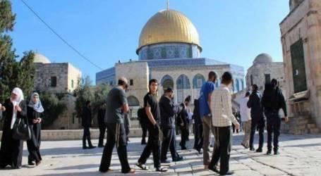 Pemukim Yahudi Kembali Serbu Masjid al-Aqsa