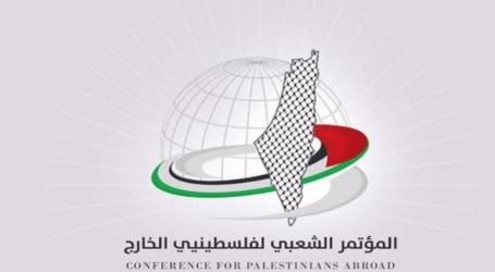 Warga Palestina di Luar Negeri Longmarch Menuju Perbatasan