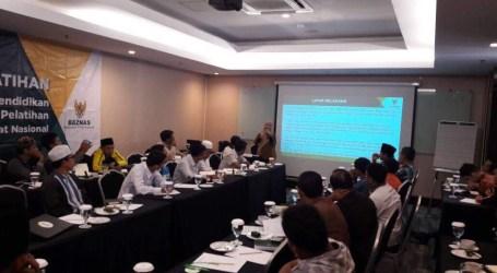 Optimalkan Penghimpunan, BAZNAS Gelar Pelatihan Fundraising Ramadhan