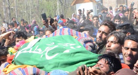 ISIS Klaim Dirikan Cabang di Kashmir India