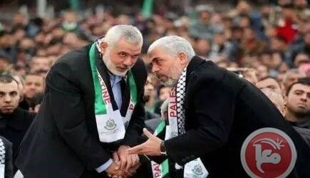 Pemimpin Hamas: Gaza Akan 'Berdiri Tegak' di Hadapan Pendudukan