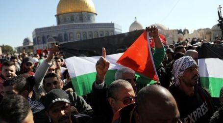 AS Akhiri Bantuan Dana untuk Warga Palestina