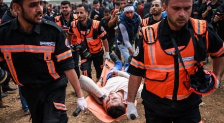 Human Rights Watch Pertanyakan Penggunaan Peluru Tajam Israel