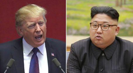 Trump Terima Surat Kim Jong Un, Trump Senang
