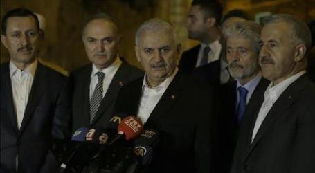 Turki Serukan Umat Muslim Bersatu Bela Palestina